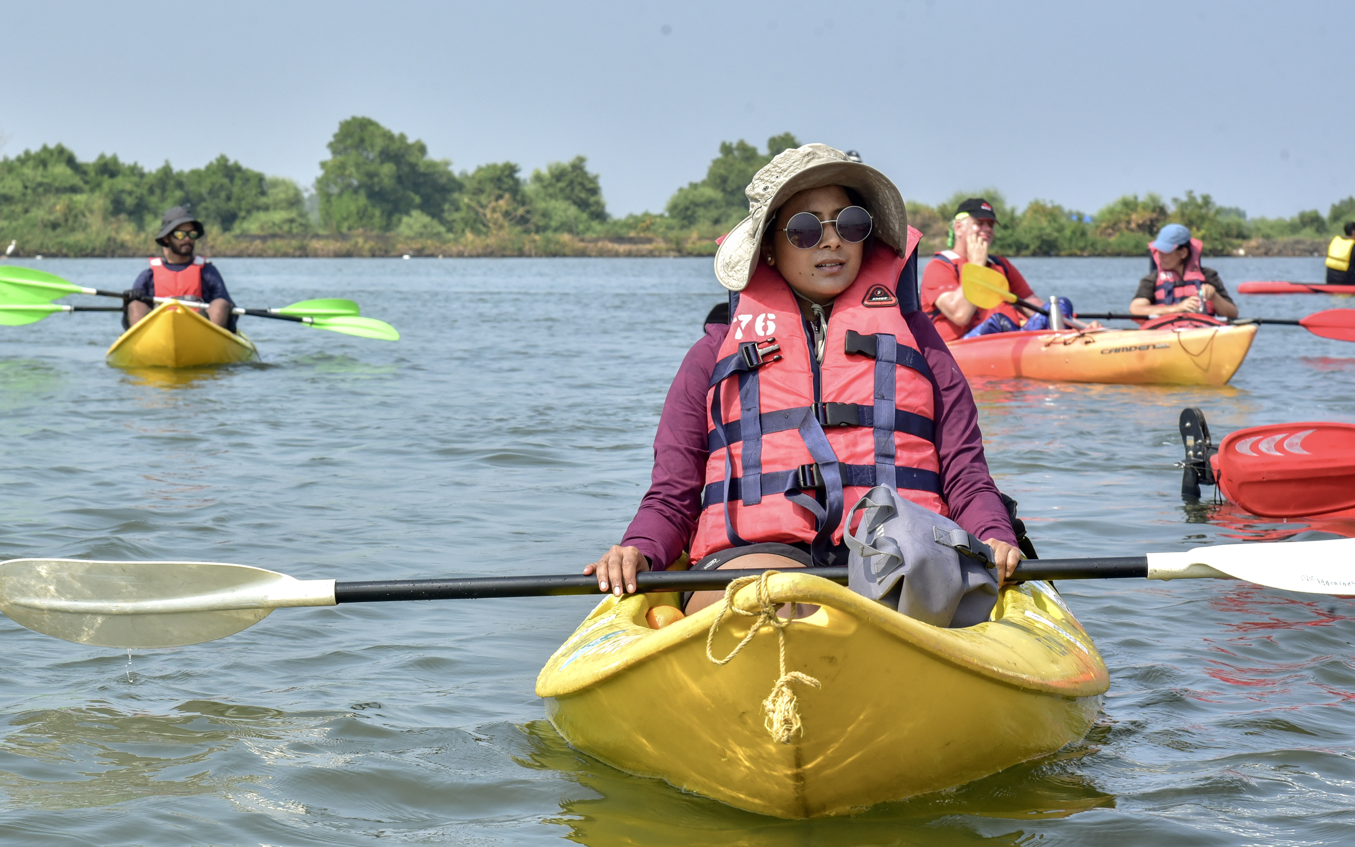 Los mejores deportes de aventura en Cochin