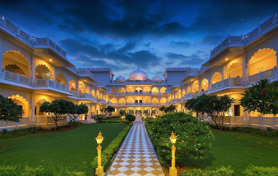 Hotel Anuraga Palace, Ranthambore