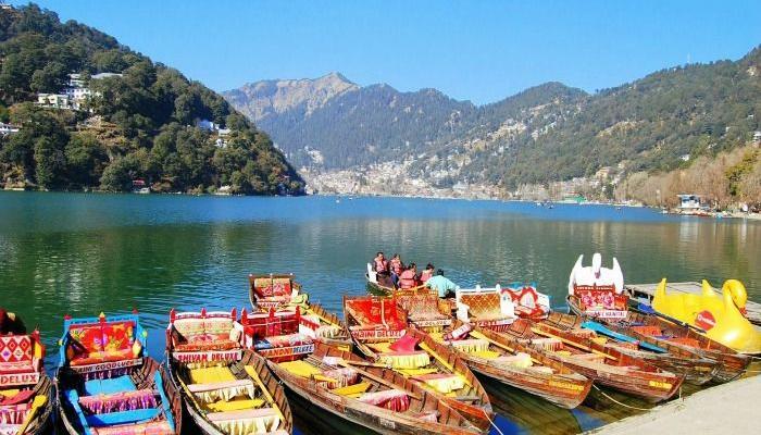 Los mejores lugares para escapadas de fin de semana desde Nainital