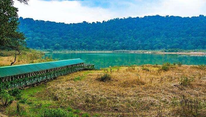 Lugares para escapadas de fin de semana desde Hyderabad