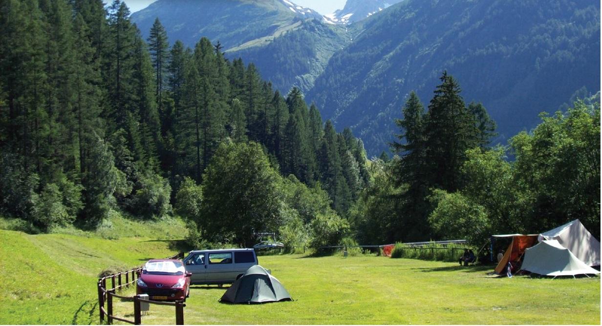 Los mejores lugares para acampar en India