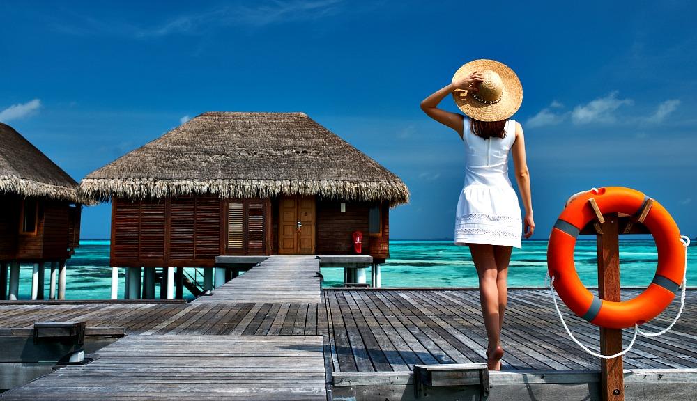 Mi viaje a las islas Maldivas