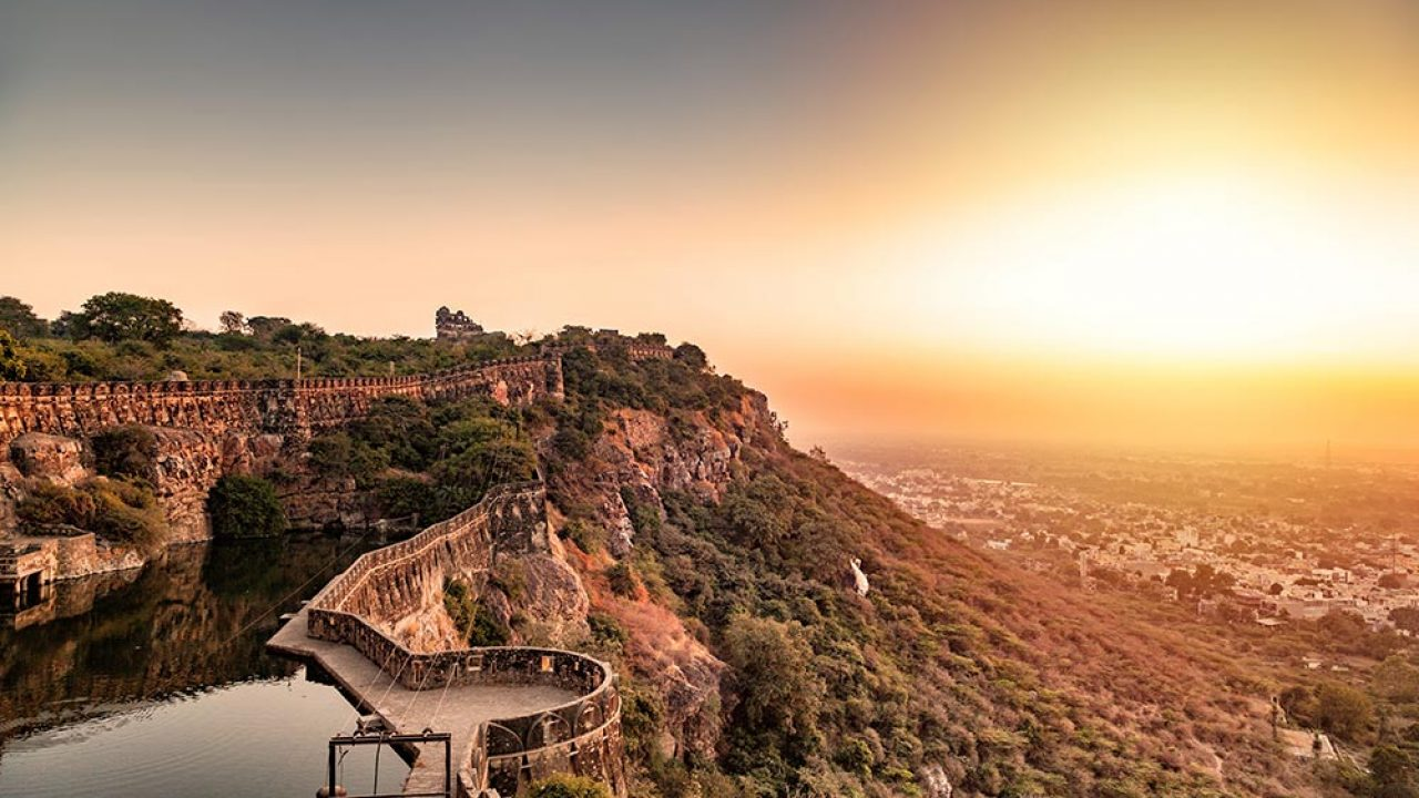 Lugares de escapada de fin de semana desde Jaipur