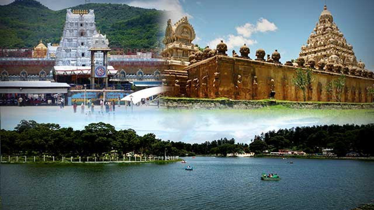 Lugares de escapada de fin de semana desde Chennai