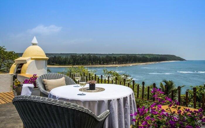 Lugares de escapada de fin de semana desde Goa