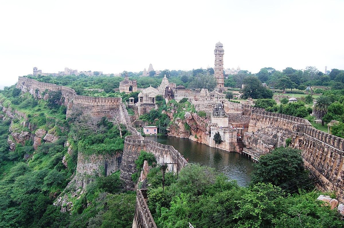Chittorgarh - Una ciudad de Rajputanas