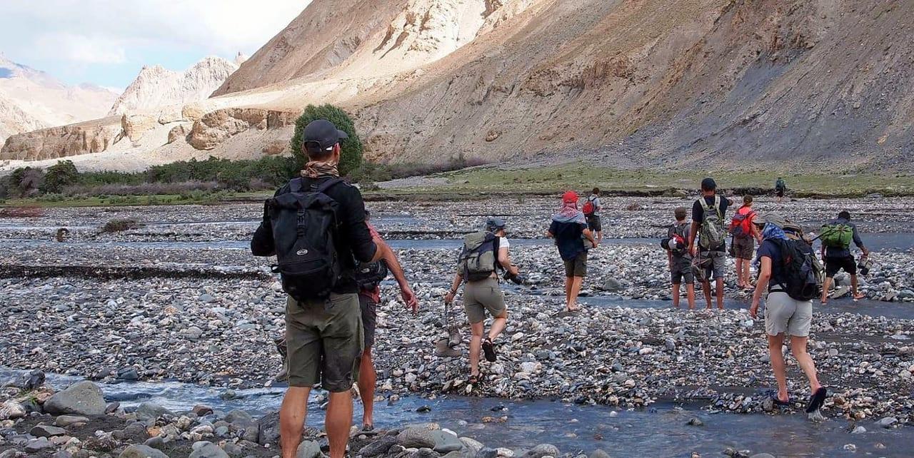 Los mejores lugares para caminar en el este de la India
