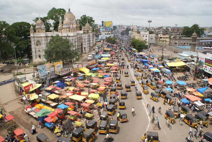 Ciudades que usted debe visitar en India