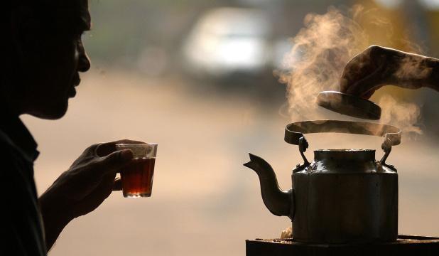 La Parte del Té en la Cultura India