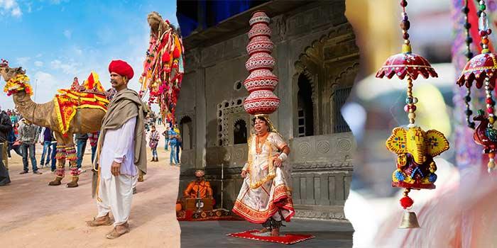Ferias y Festivales de Rajasthan Real