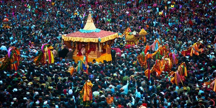 Festival de Kullu Dussehra
