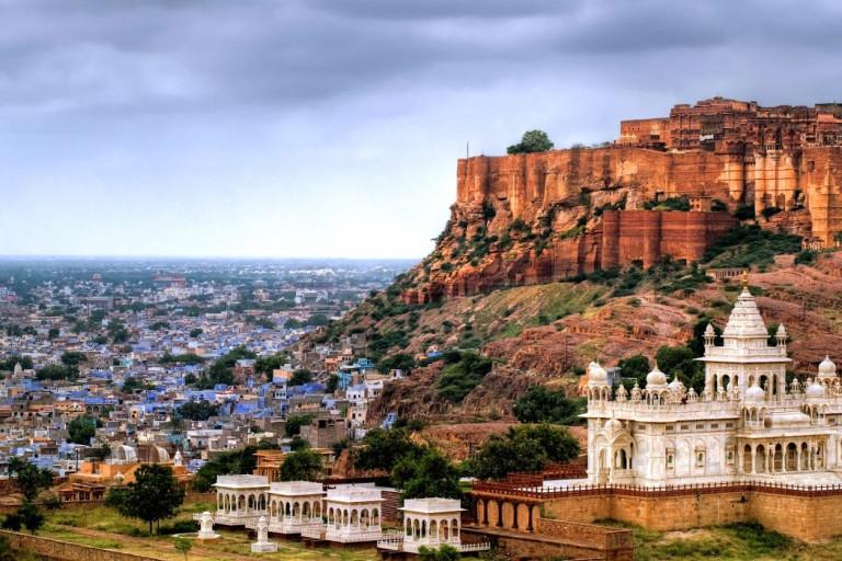 Fuertes imperdibles en India