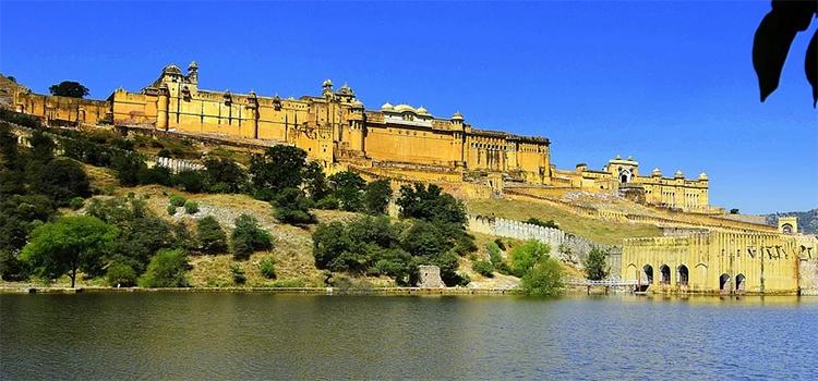 Fuertes en Rajasthan
