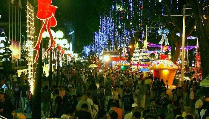 5 lugares increíbles para celebrar la Navidad en India