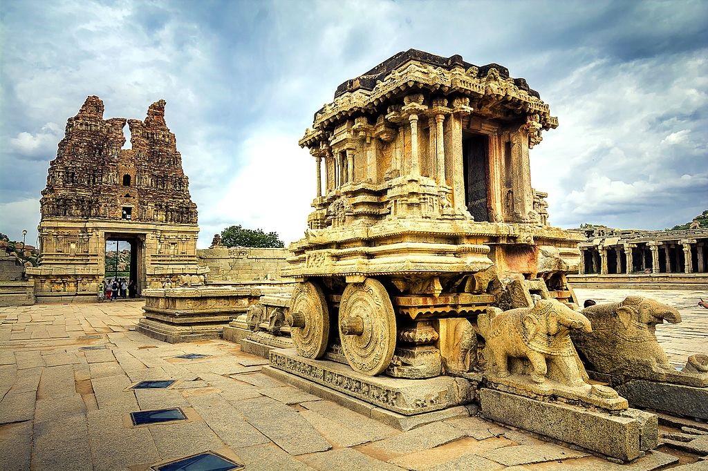 5 templos extraños pero alucinantes para explorar en la India