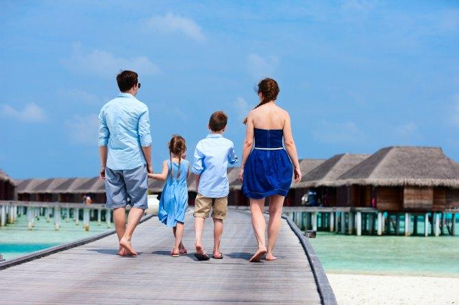 Los mejores lugares para visitar en India con niños
