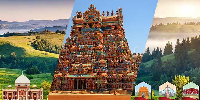 ¿Dónde ir en Enero en la India?