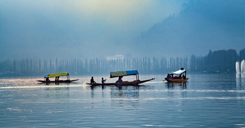 Las cosas deben ver y hacer en Kashmir