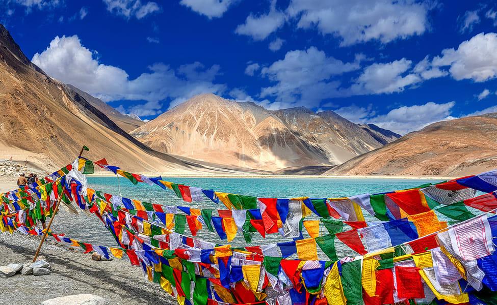 Lugares increíbles para visitar en Ladakh