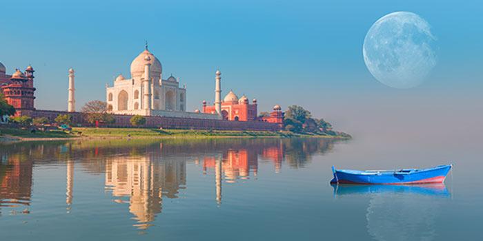 Principales atracciones de la India
