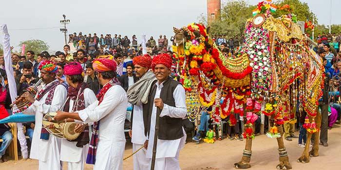 Todo lo que necesita saber sobre la Feria del Camello de Pushkar 2019