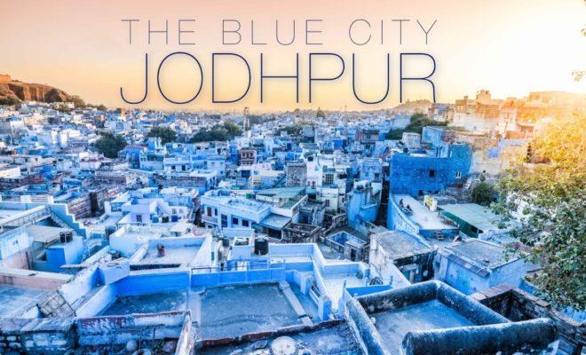 Joyas Ocultas de la Ciudad Azul - Jodhpur