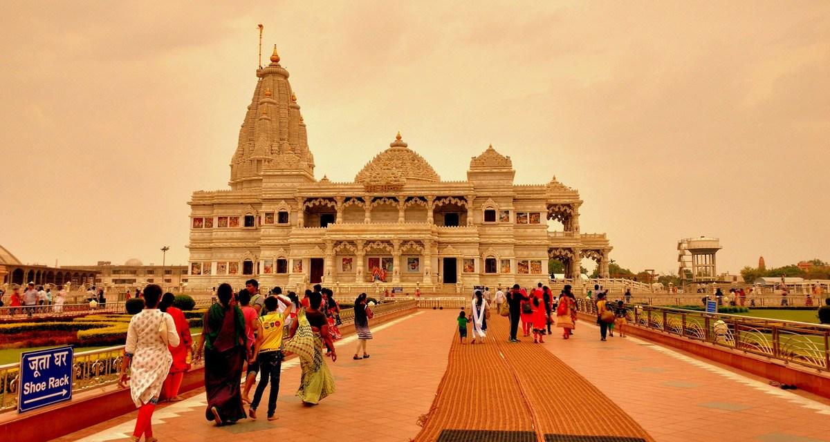 Mathura Y Vrindavan - Las ciudades sagradas de dios Krishna