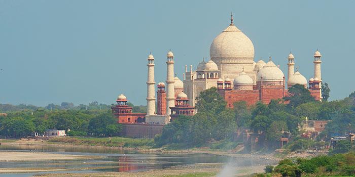 Tour del Taj Mahal de Agra