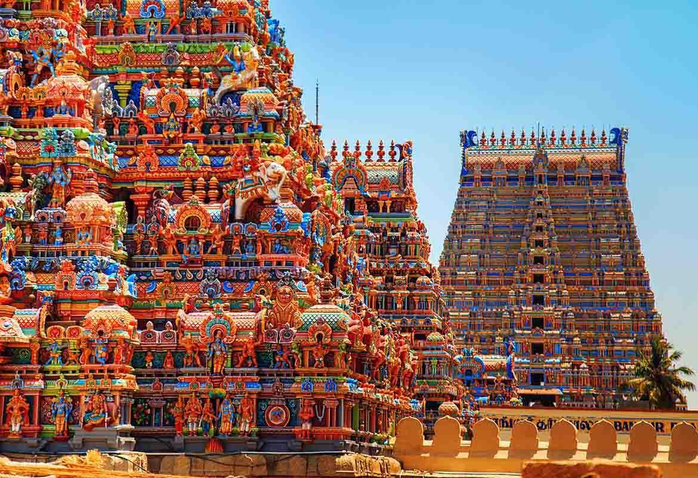 Los templos hindúes más famosos de la India