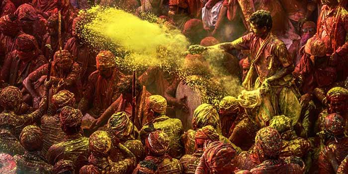 Una guía completa de Holi en la India