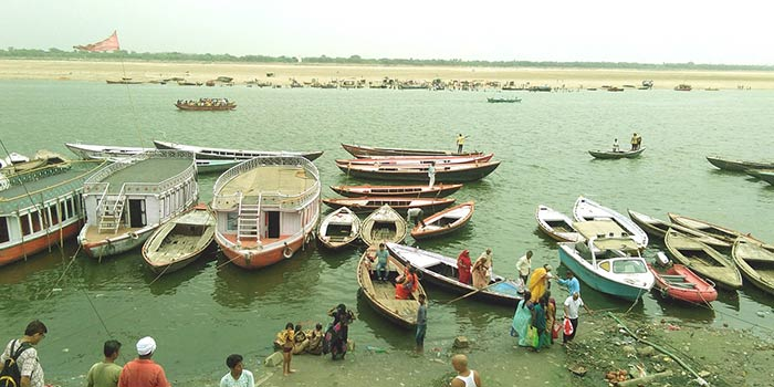 Varanasi es la Capital Espiritual de la India