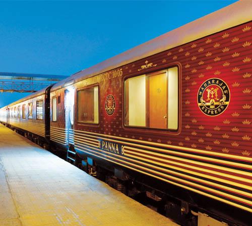 Excursión en tren de lujo