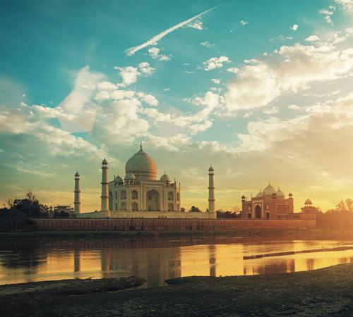 Tour de Rajasthan con Taj Mahal