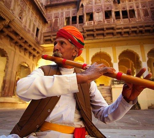 Gira Cultural de Rajasthan