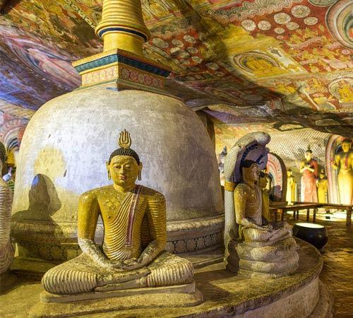 India y Srilanka